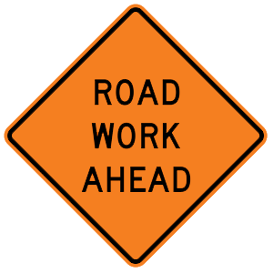 arkansas road work ahead