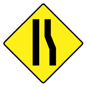 arkansas traffic lane ends