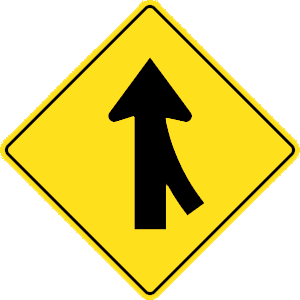 california merging traffic