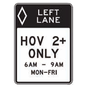 colorado hov lane
