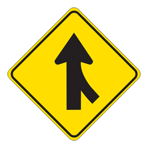 indiana merging traffic