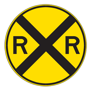 indiana railroad crossing