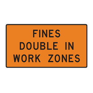 indiana worksite added penalties road sign