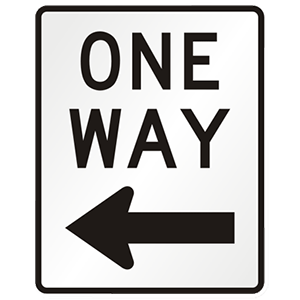 maryland one way