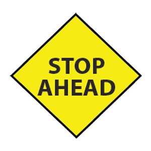 montana stop ahead