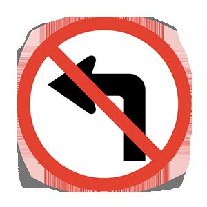 arkansas no left turn