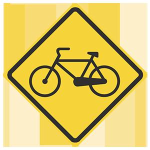 illinois bicycles crossing