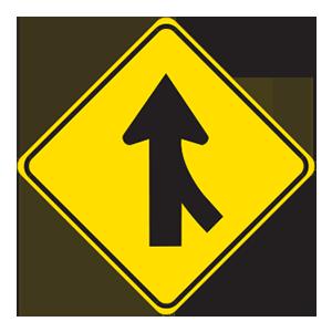 indiana merging traffic