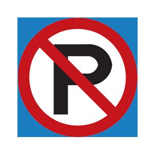 indiana no parking