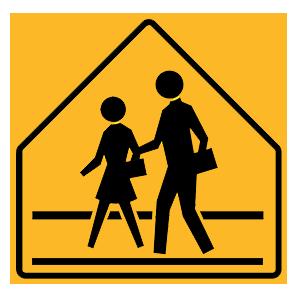 new york school crossing