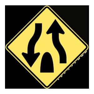 washington divided highway road ends